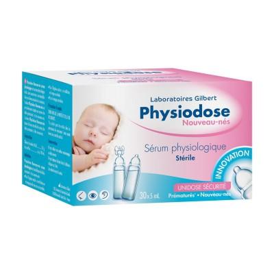 Physiodose Nou-Nascuti si Prematuri -solutie 5ml x 30 unidoze