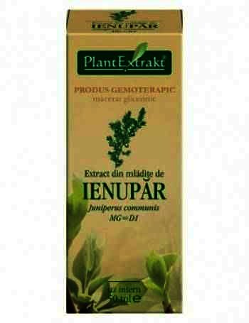 Plant E Extract Mladite de Ienupar x 50 ml