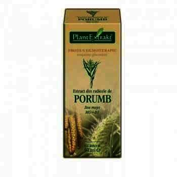 Plant E Extract Radicele de Porumb