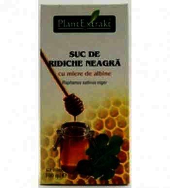 Plant E Suc Ridiche Neagra 120ml