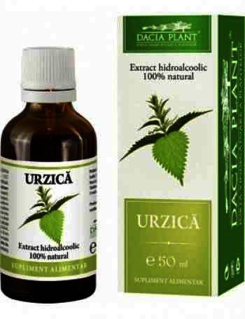 Plant E Tinctura Urzica TM 30ml