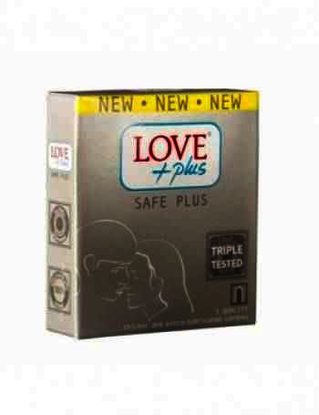 Prezervative Love Plus-Safe Plus