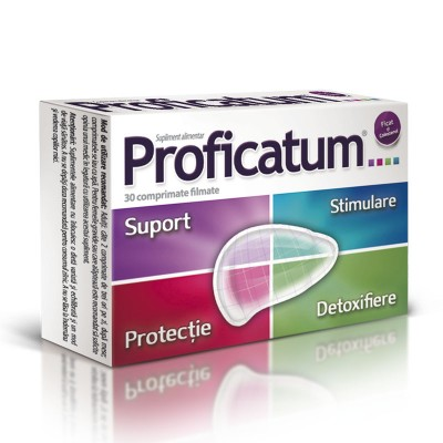 Proficatum -cpr.film. x 30 - Aflofarm