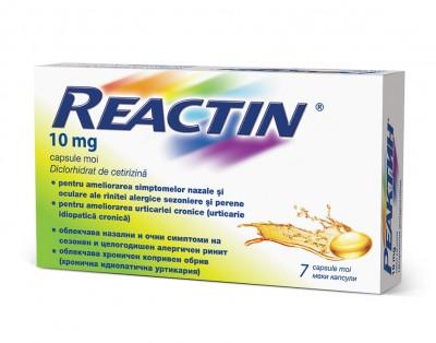 Reactin 10 mg -cps.moi x 7 - Hexal