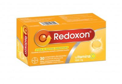Redoxon Vitamina C 1000mg Lamaie, sprijin imunitar esential, 30 tablete efervescente