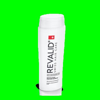 Revalid Sampon Revitalizant cu proteine pentru par uscat si devitalizat, 250 ml
