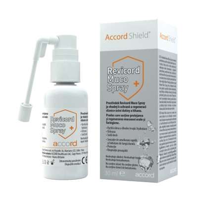 Revicord Muco Spray x 30ml - Accord