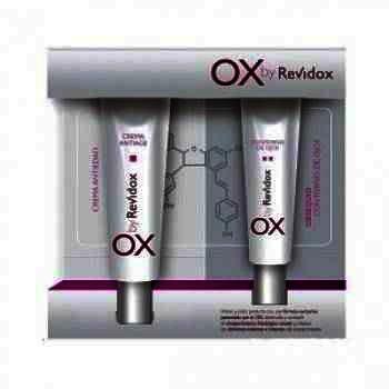 Revidox Crema Antirid x 30 ml - Actafarma + Crema Contur de Ochi x 15 ml (Cadou)