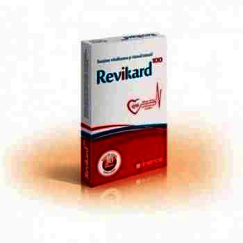 Revikard 100 mg -jel x 30