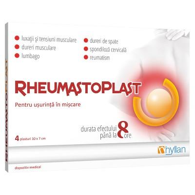 Rheumastoplast Plasturi x 4