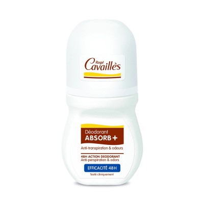 Roge Cavailles Absorb+ Deo Roll-On Reglator x 50 ml