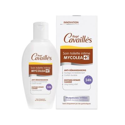 Roge Cavailles Mycolea Gel Igiena Intima Calmant pt Mucoase Iritante x 200 ml