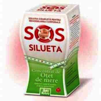 Rotta Natura CLA SOS Silueta Perfecta -cps x 90