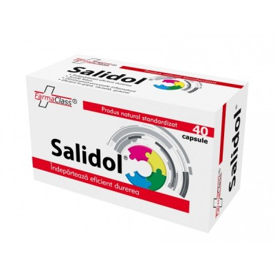 Salidol x 40 cps