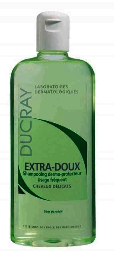 Sampon echilibrant pentru uz frecvent Ducray Extra-Doux, 300ml