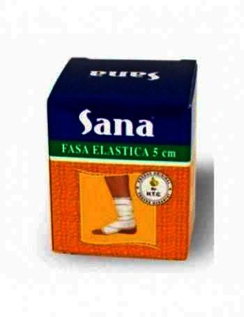 Sana Bandaj Elastic 20cm x 3m