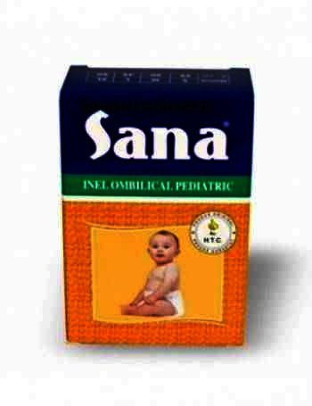 Sana Inel Ombilical Pediatric 35