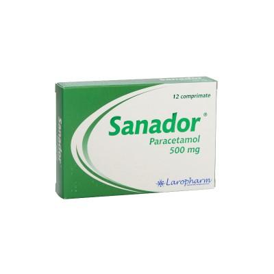 Sanador 500mg -cpr x 12 - Laropharm