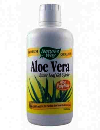 Secom Aloe Vera Gel & Suc x 1000 ml - Natures Way