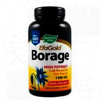 Secom Borage EfaGold 1300 mg - cps. x 60