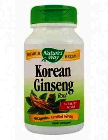 Secom Ginseng Corean x 50 Natures way