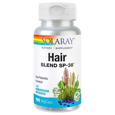 Solaray Hair Blend - cps. x 100 - Secom
