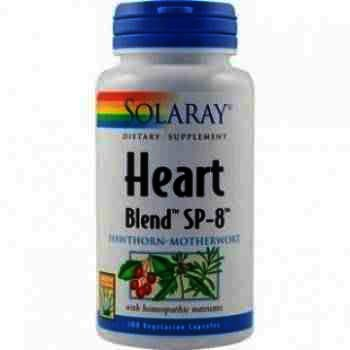 Secom Heart Blend x 100 Solaray