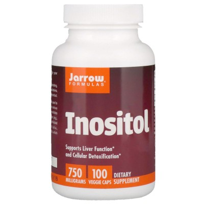 Secom Inositol 750mg -cps. x 100