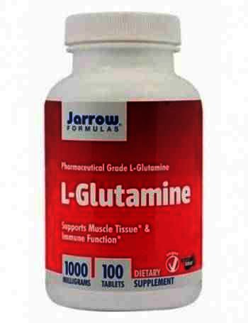 Secom L-Glutamine 1000 x 100 Jarrow