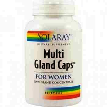 Secom Multi Gland Caps For Woman - cps. x 90