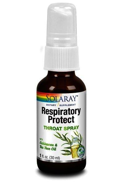 Secom Respiratory Protect Throat Spray x 30 ml