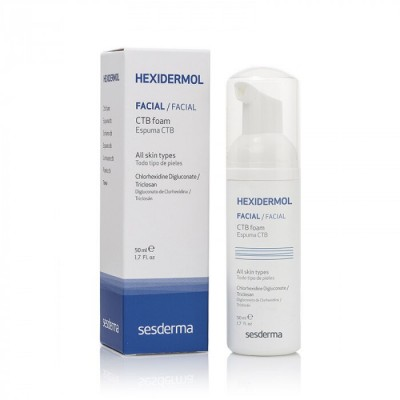 Sesderma Hexidermol CTB Spuma x 50 ml