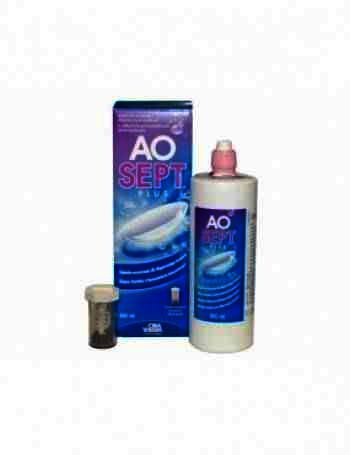 Sol. Lentile Contact AOSept Plus 90ml