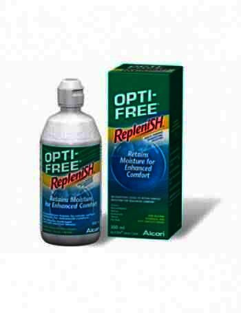 Sol. Lentile Contact Opti-Free Replenish 300ml