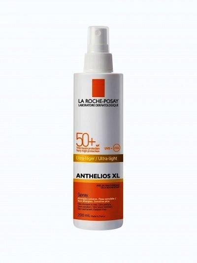 Spray Pentru Corp La Roche-posay Anthelios Xl Spf 50+, 200ml