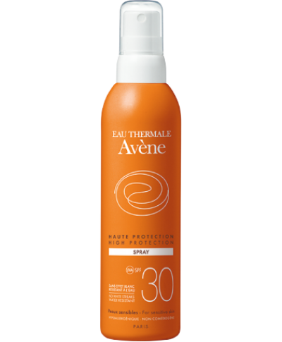 Spray Spf 30 Solare Avene, 200 ml