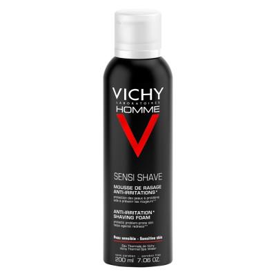 Vichy Spuma De Barbierit Vichy Homme Anti Iritatii 200ml