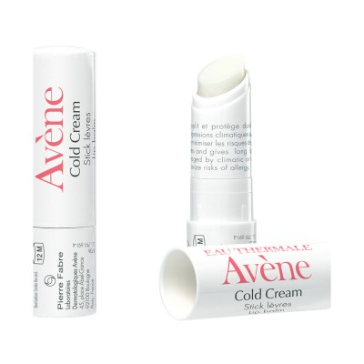 Avene Cold Cream stick de buze, 4g