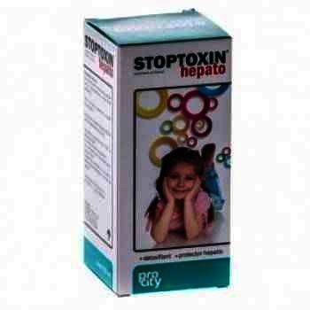 Stoptoxin Hepato Sirop x 150 ml - Fiterman