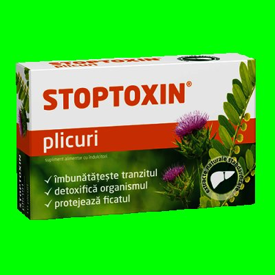 Stoptoxin®, plicuri