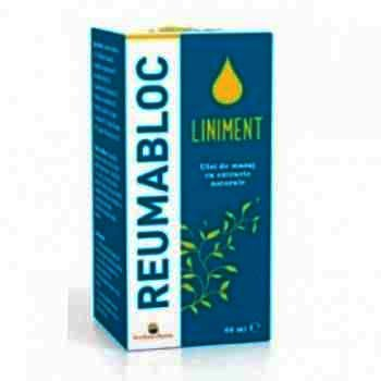 Sun Wave Reumabloc Liniment Ulei Masaj x 60 ml