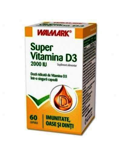 Super Vitamina D3 60 tb.