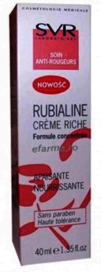SVR Rubialine Crema Rich x 40 ml
