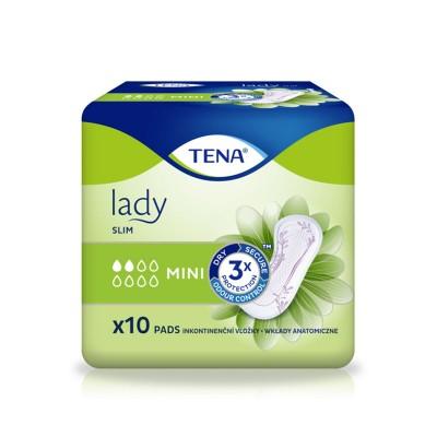 Tena Lady Slim Mini Absorbante pentru incontinență x 10 buc.