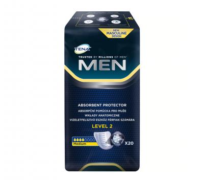 Tena Men Level 2 Medium -abs. x 20