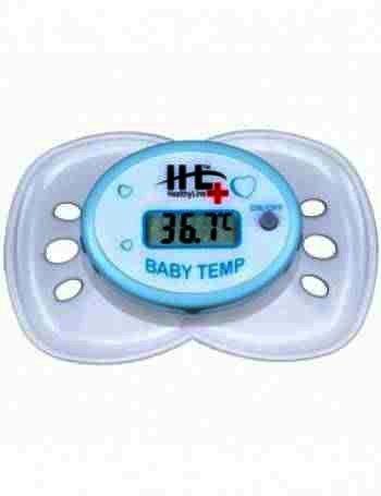 Termometru Digital Healthy Suzeta SHL-TBB1