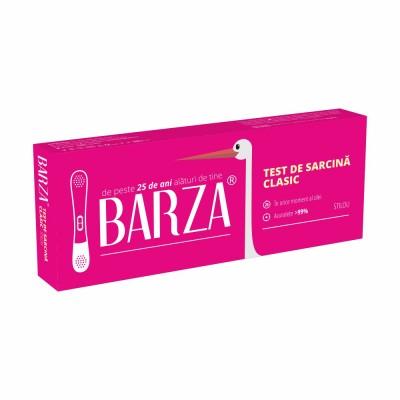 Test Sarcina Barza - Stilou