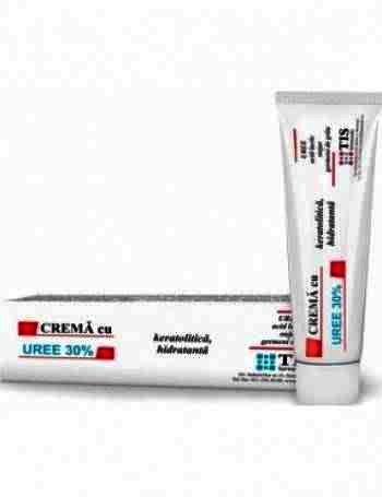 Tis Crema Uree 30% x 40 ml