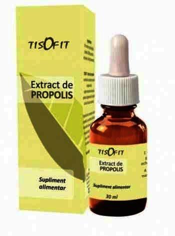 Tis Tisofit Extract de Propolis x 30 ml