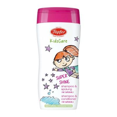 Topfer Kids Care Supershine Sampon & Balsam Fetite x 200 ml
